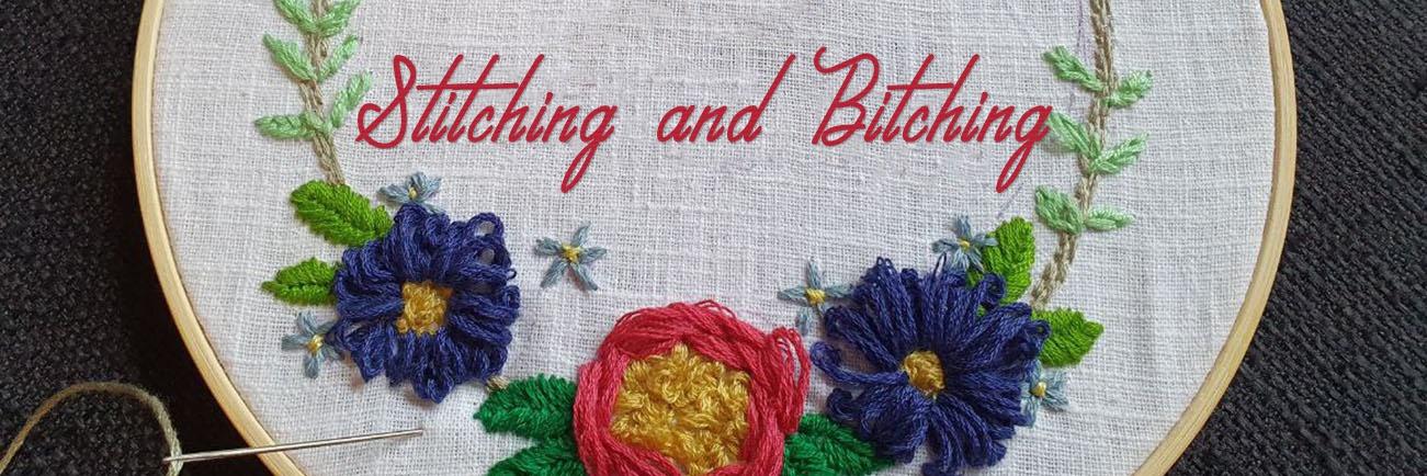 Banner Stitching & Bitching