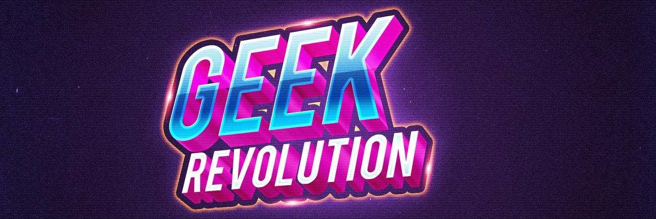 Banner Geek Revolution