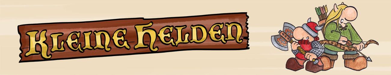 Banner Kleine Helden