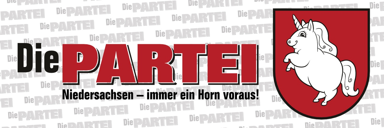 Banner Die_PARTEI_NDS
