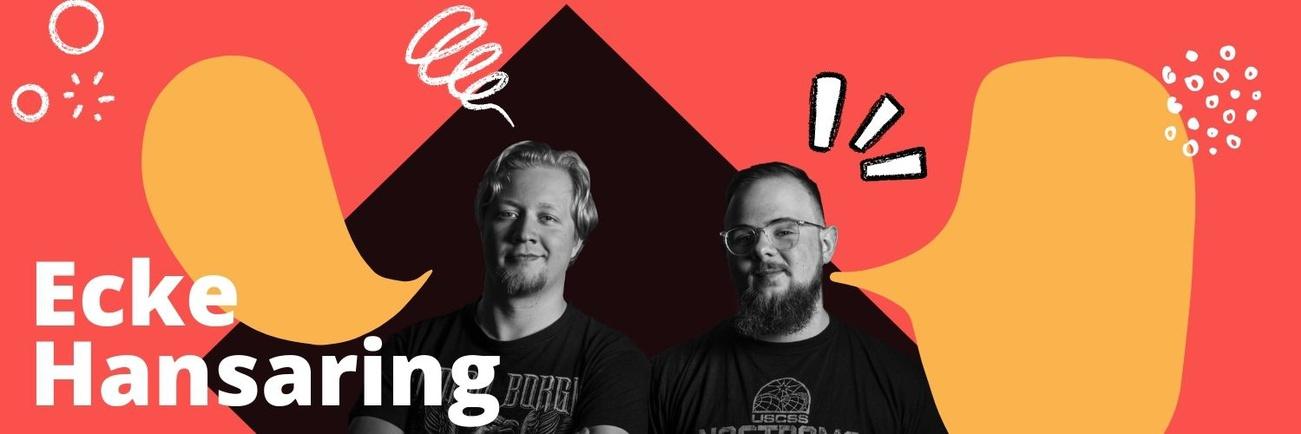Banner Ecke Hansaring Podcast