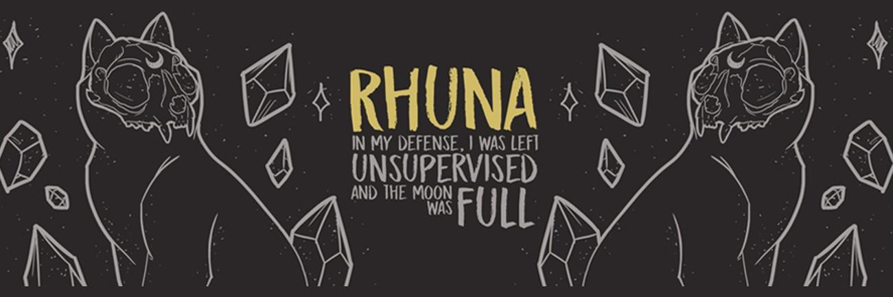 Banner Rhuna Art