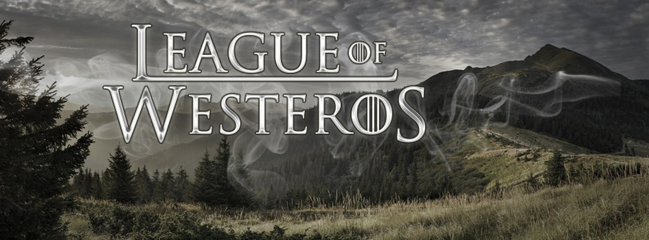Banner League of Westeros