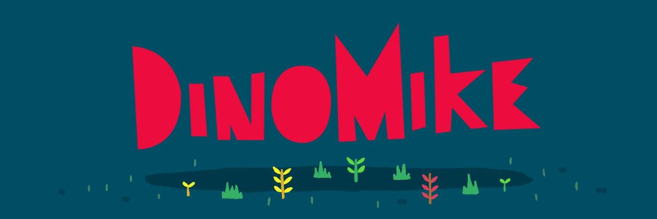 Banner DinoMike