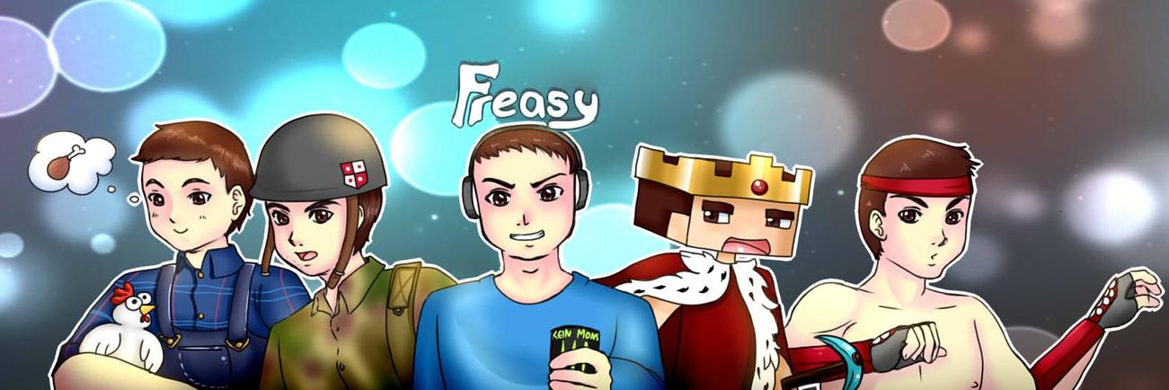 Banner Freasy
