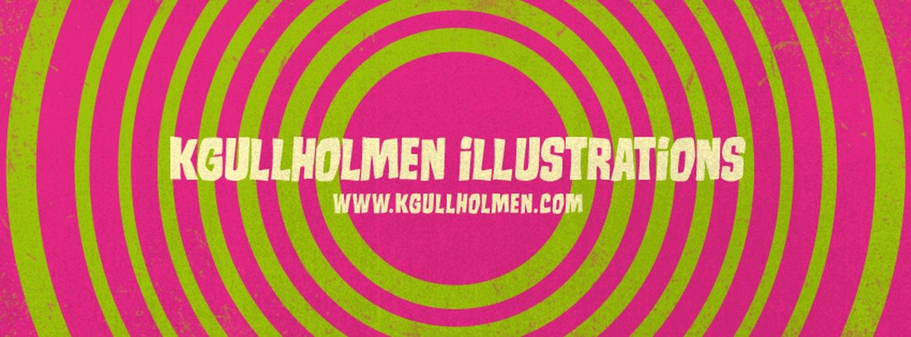 Banner kgullholmen
