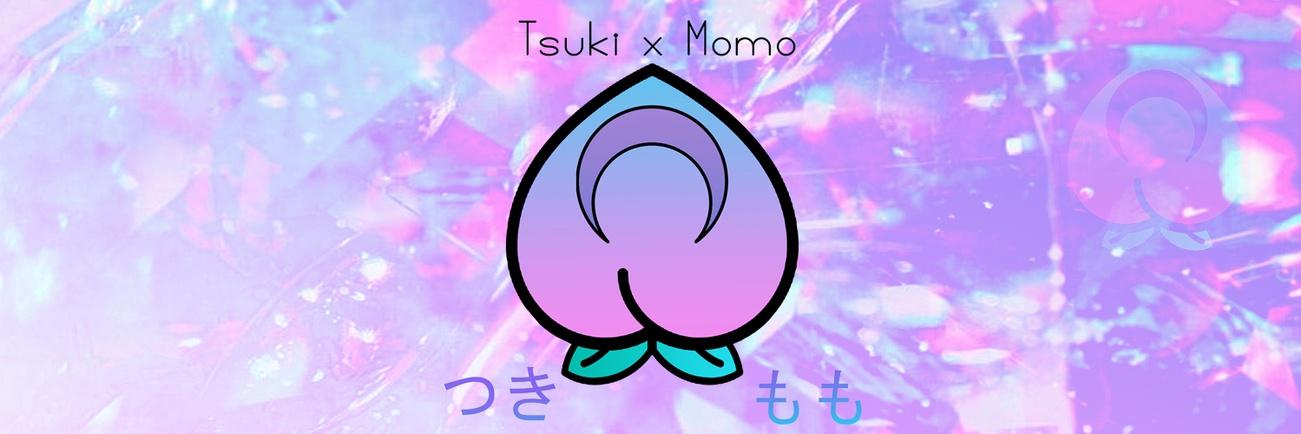 Banner TSUKIxMOMO