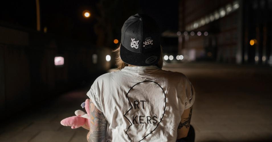 8Bit Poke Cap