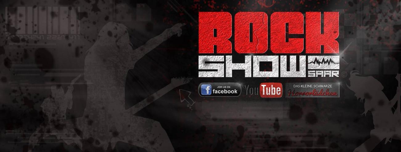 Banner Rock Show Saar