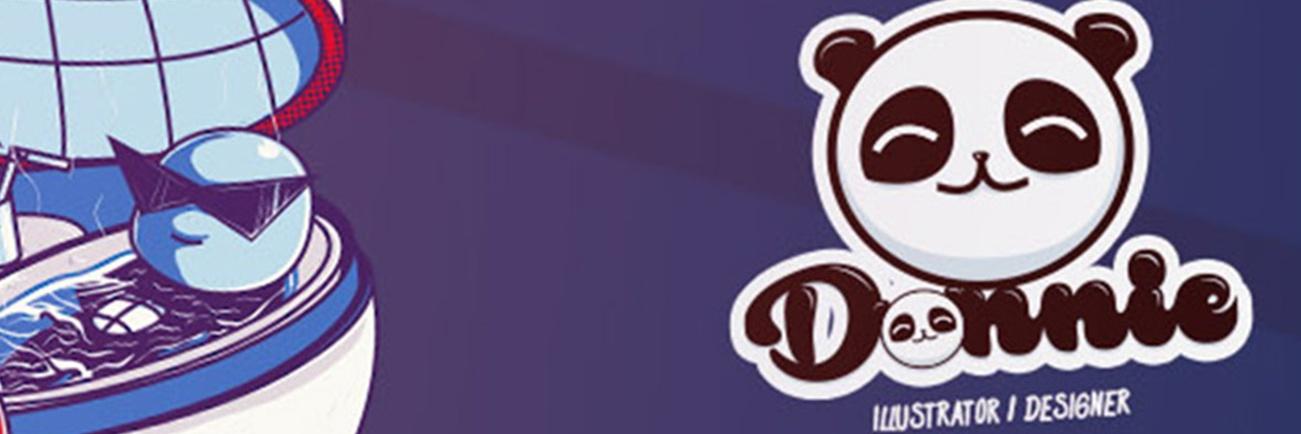Banner Donnie Art