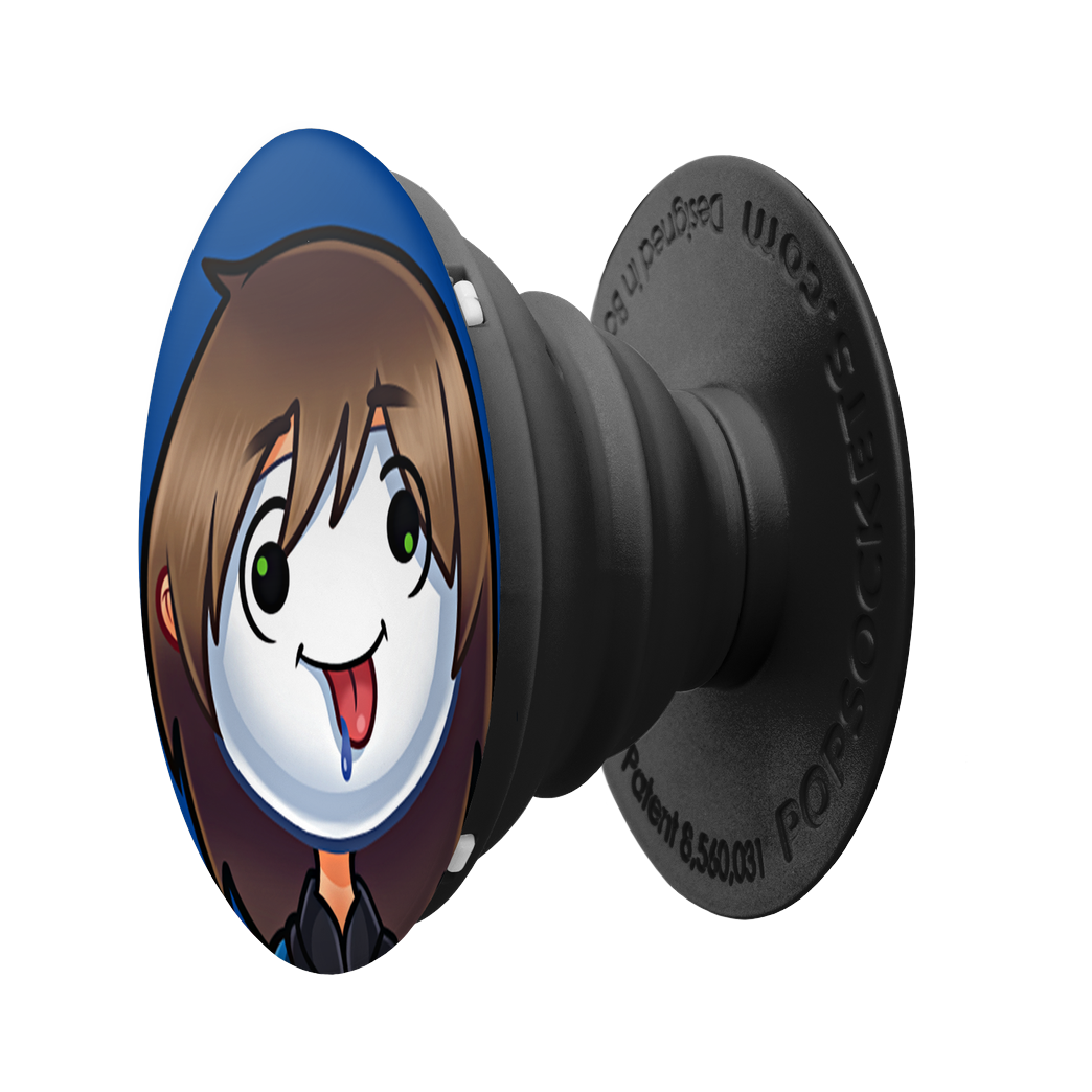 GermanLetsPlay GLP - Popsocket Dulli