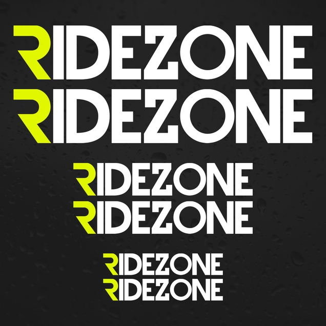 Ridezone - Ridezone - Sticker-Set