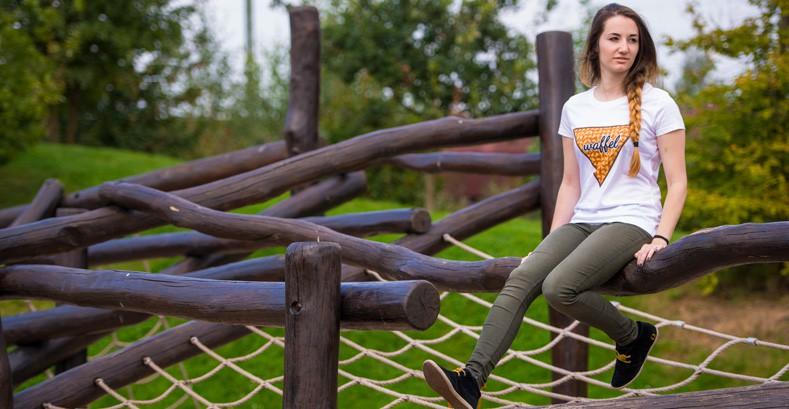 Sturmwaffel - Sturmwaffel - T-Shirt (B&C) - sturmwaffel - sturmwaffel