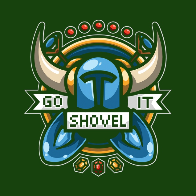 CoD Designs - Go Shovel it
