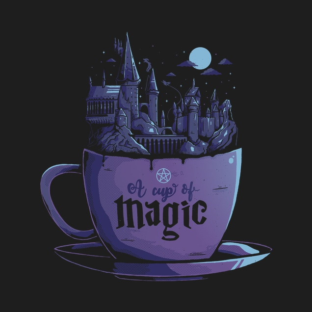 EduEly - A Cup of Magic