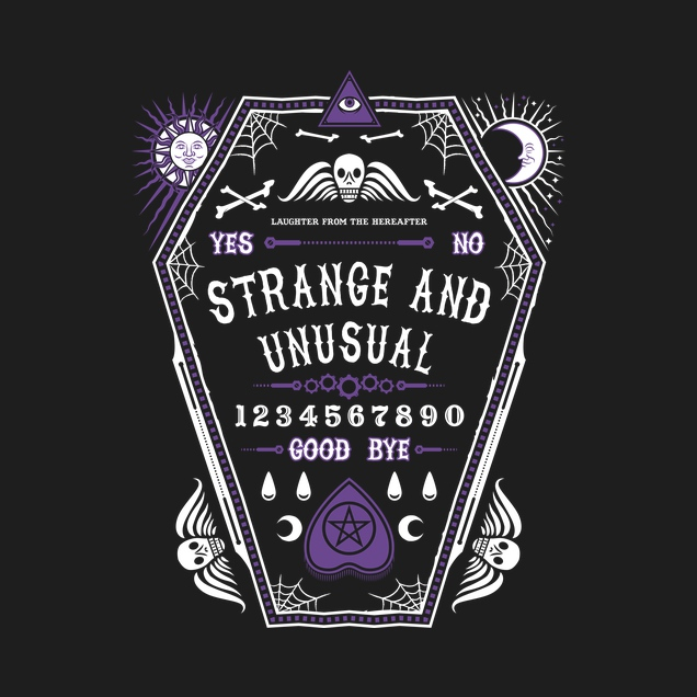 Strange and Unusual