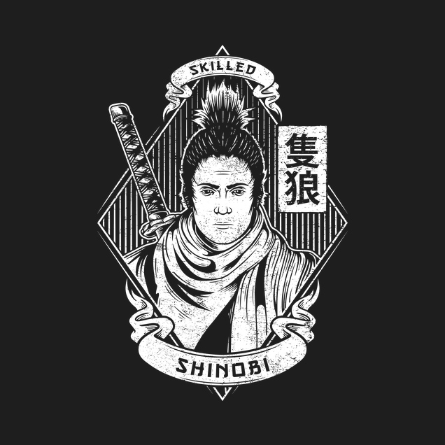 AlundrART - Skilled Shinobi