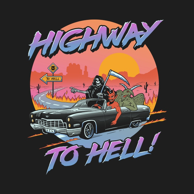 Vincent Trinidad - Highway to Hell