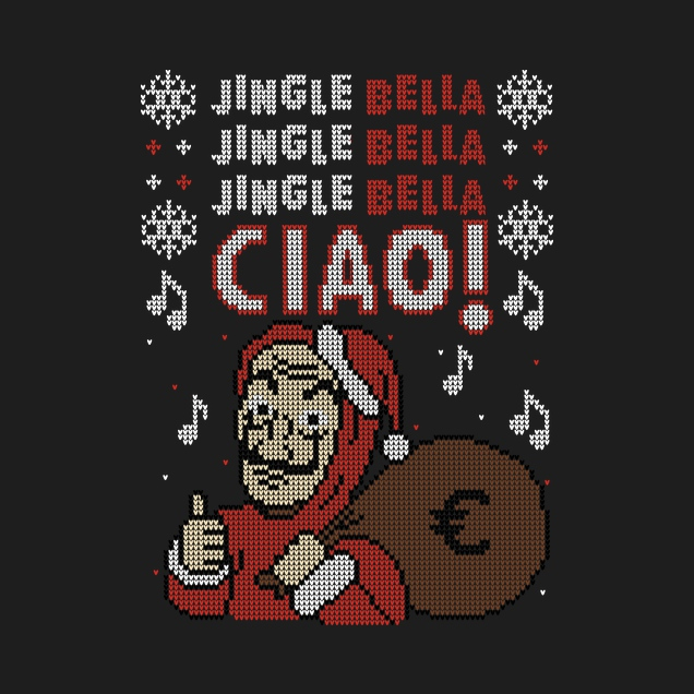 Raffiti Design - Jingle Bella Ciao