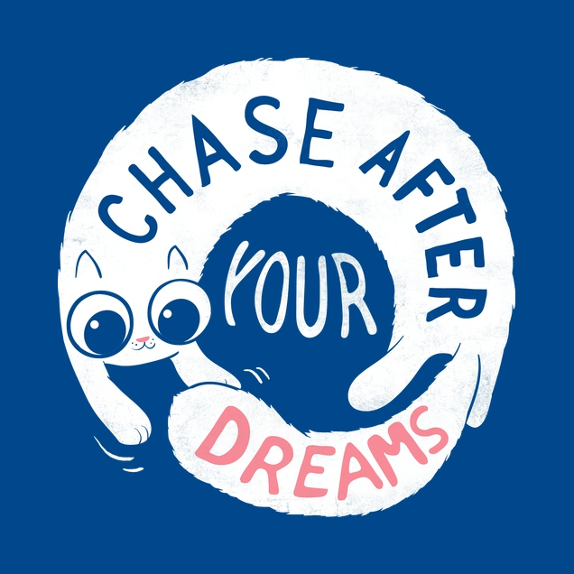 Anna-Maria Jung - Chase after your Dreams