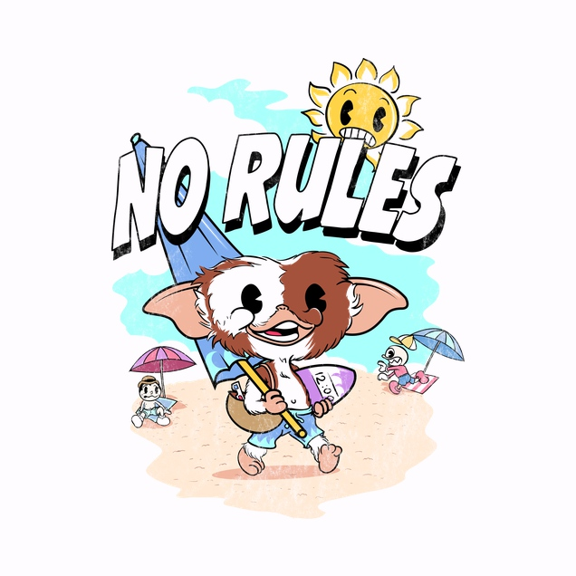 Donnie Art - No Rules