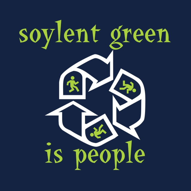 Soylent Green is people