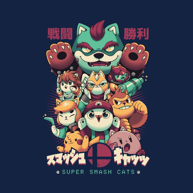 Yankenpop - Smash Cats