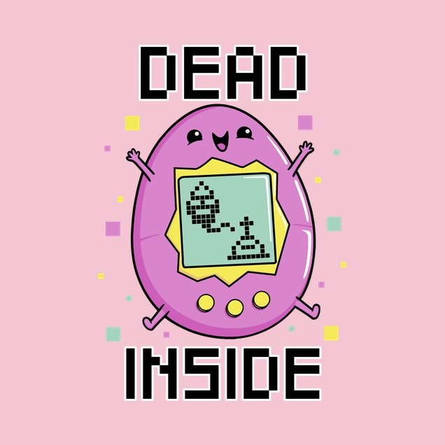 Raffiti Design - Dead Inside!