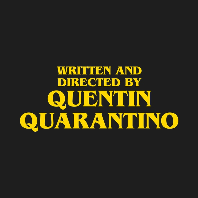 Rocketman - Quentin Quarantino