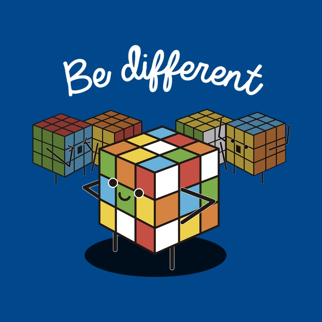 Domichan - Be different