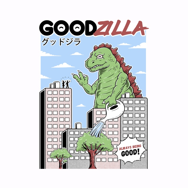 Umberto Vicente - Good-zilla