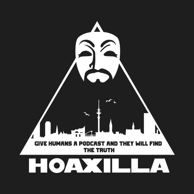 """H for HOAXILLA (Dark)"" by H4T3CR4FT"