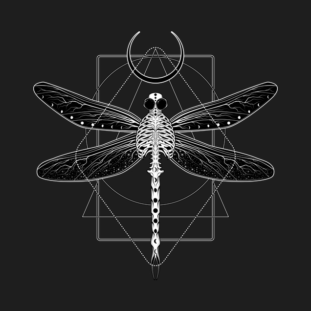 vonKowen - Magical Cosmic Dragonfly