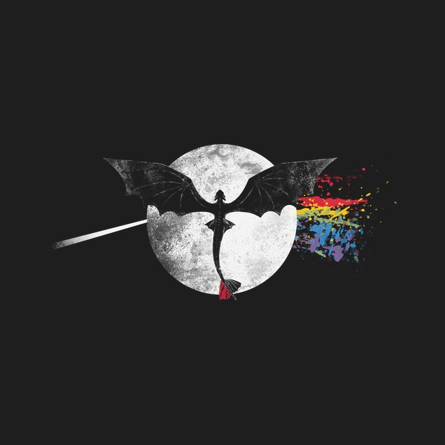 EduEly - Dragon Side of the Moon
