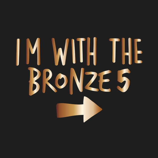 IamHaRa - I'm with the bronze