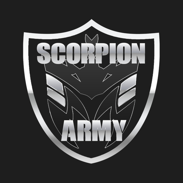 MarcelScorpion - MarcelScorpion - Scorpion Army