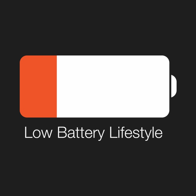 Geek Revolution - Low Battery Lifestyle