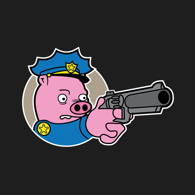 Geek Revolution - Piggy Cop