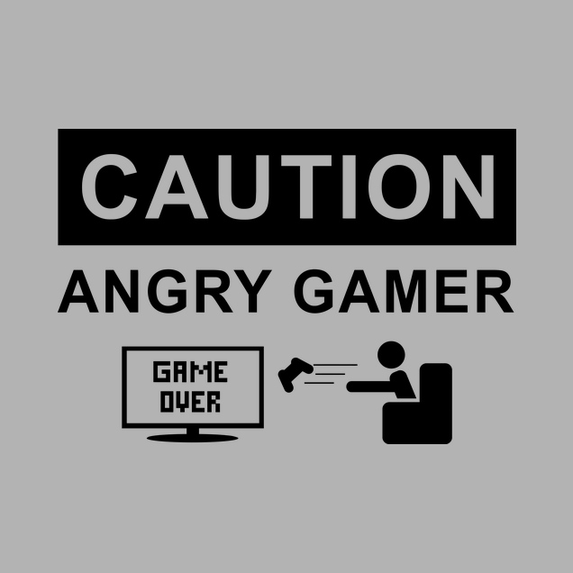bjin94 - Caution! Angry Gamer