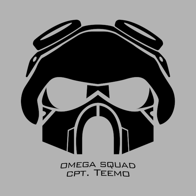 bjin94 - Omega Squad Cpt. Teemo