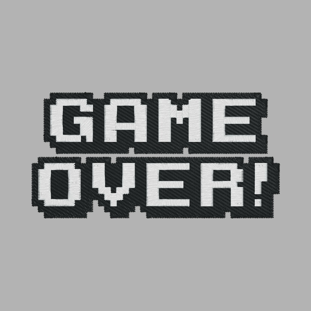 bjin94 - Game Over Cap