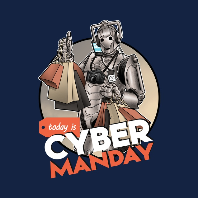 Saqman - Cybermanday