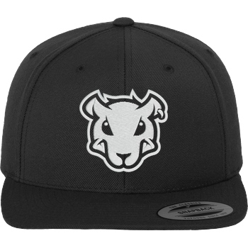 Blackout - Cap white