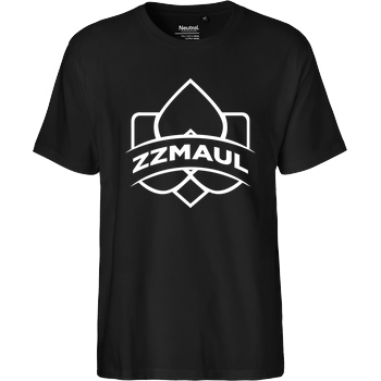Der Keller Der Keller - ZZMaul T-Shirt Fairtrade T-Shirt - black