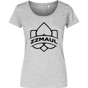 Der Keller Der Keller - ZZMaul T-Shirt Girlshirt heather grey