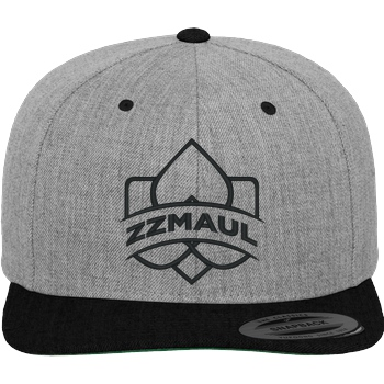Der Keller Der Keller - ZZMaul Cap Cap Cap heather grey/black