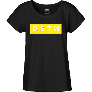 Dustin Dustin Naujokat - DSTN T-Shirt Fairtrade Loose Fit Girlie