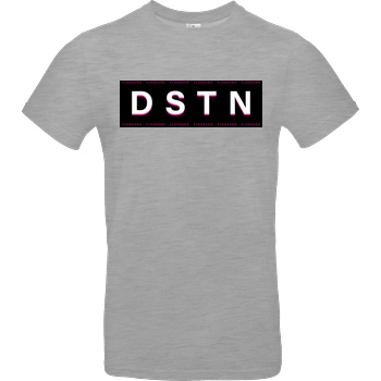 Dustin Dustin Naujokat - DSTN T-Shirt B&C EXACT 190 - heather grey