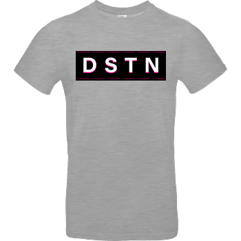 Dustin Naujokat - DSTN B&C EXACT 190 - heather grey