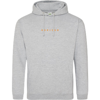 Horican - Limited Neckprint Hoodie orange